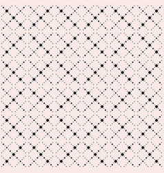 simple geometric minimalist seamless pattern vector image