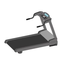 Walker gym equipment vector