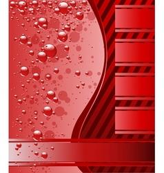 modern underwater vector image vector image