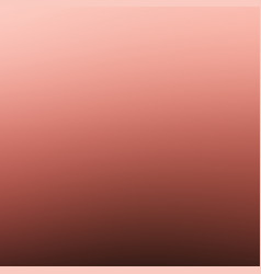 Abstract blur brown gradient background vector