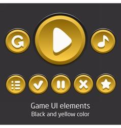GameUiElements06 vector image