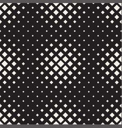 repeating rectangle shape halftone modern lattice vector image