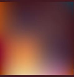 warm blur background vector image