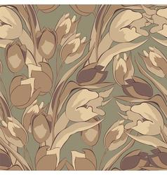Original seamless wallpaper vector image