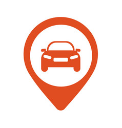 Car logo design element bitcoin tablet circle vector