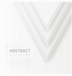 abstract background white triangle minimal vector image