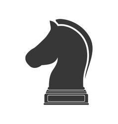 Chess icon Game design graphic vector