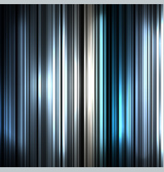 Silver and shiny stripes background vector