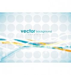 avant-garde background vector image vector image