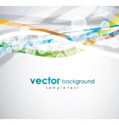 avant-garde background vector image