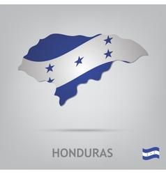 Honduras vector