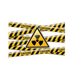Danger sign and isolated transparent background vector