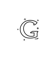 Media network social google icon design vector