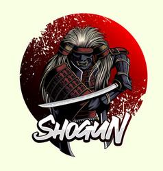 Shogun vector