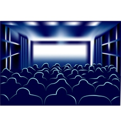 Movie and theater vector