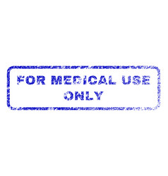 For medical use only rubber stamp vector