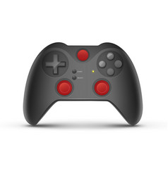 Video game controller vector