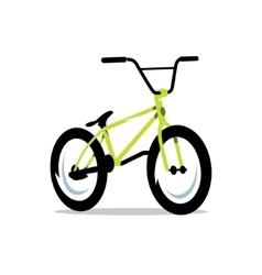 Bicycle Cartoon vector image