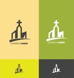 Church logo vector