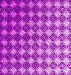 Seamless vintage pattern tile vector
