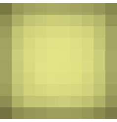 Yellow square pixel gradient grunge light effect vector