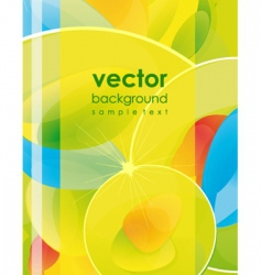 abstract graphic design vector image vector image