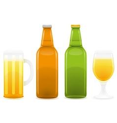 beer 09 vector image
