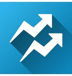 Trends Gradient Square Icon vector