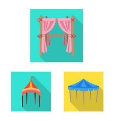 Awning and shelter logo vector