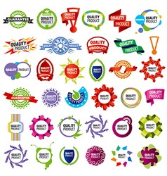 biggest collection of icons framework vector image