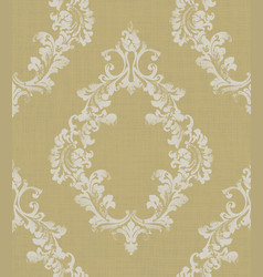 luxury ornamented pattern royal texture vector image