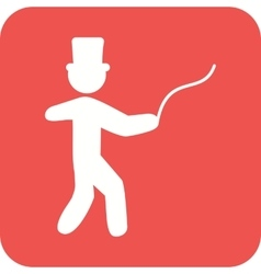 Man with Ribbon vector