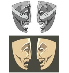 Masks vector