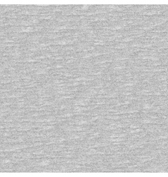 Seamless texture of light wrinkled denim vector image