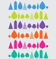Tree pattern vector