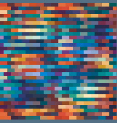 seamless abstract stripes print vector image