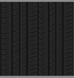 Seamless tire pattern vector