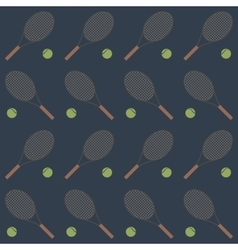 Sports seamless background vector image