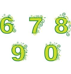 figures vector image