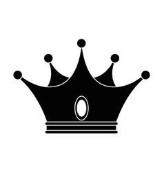 crown icon image vector image vector image