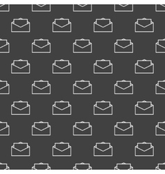 Mail seamless texture vector