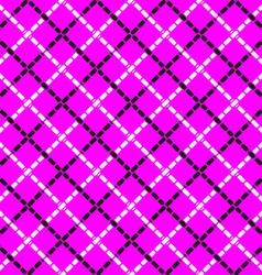 Bright weave seamless pattern vector