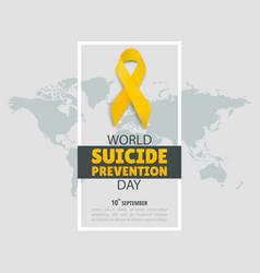 Suicide prevention vector