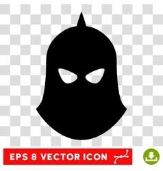 Knight Helmet Eps Icon vector image vector image