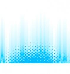 halftone lines vector image