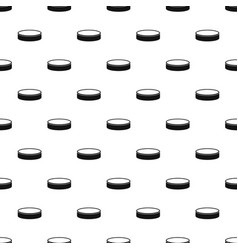 Puck pattern vector