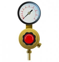 pressure controller vector image