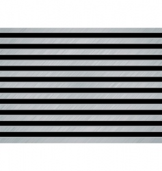 brushed metal vector image vector image