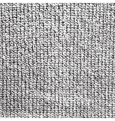Distressed Thread Texture vector image vector image