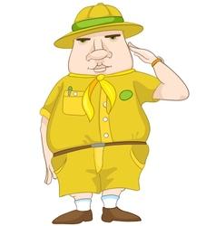 Boyscout vector